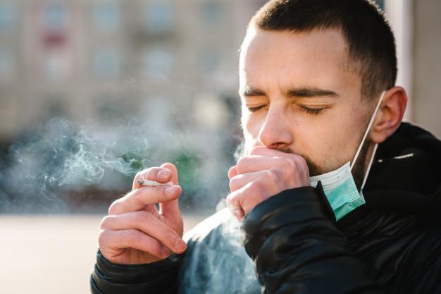 Tusea fumătorului